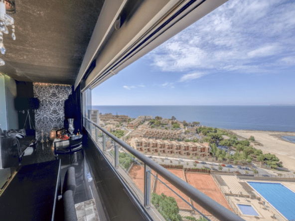 Apartment Sea View Alicante