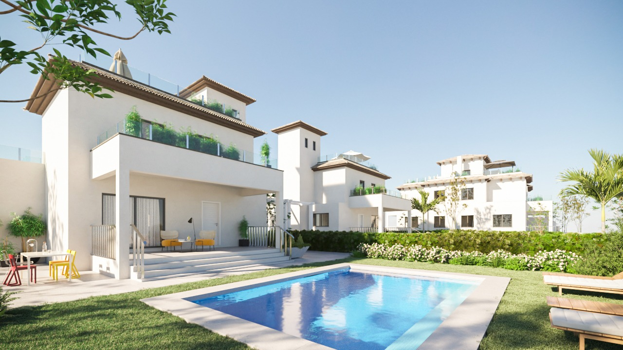 Villa in La Marina del Pinet
